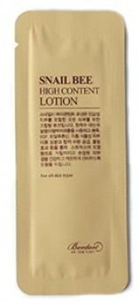 BENTON Gesichtsemulsion Snail Bee High Content Lotion 1,2g TESTER